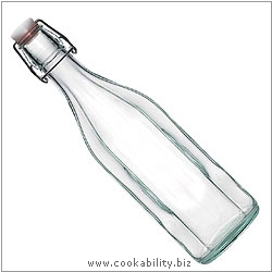 Eddingtons Roma Cordial Bottle. Original product image, © Cookability