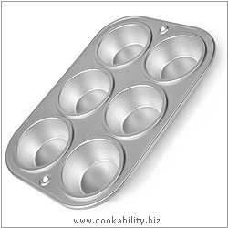 Online Muffin Tray. Derived work from original images, © Alan Silverwood Ltd, used with permission.