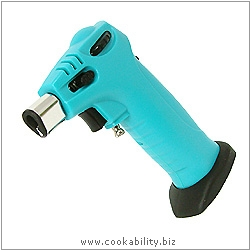 Blowtorch Blue. Original product image, © Cookability