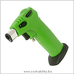 Blowtorch Green. Original product image, © Cookability