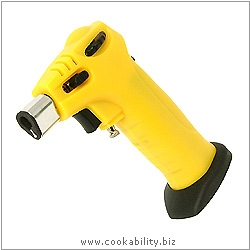 Blowtorch Yellow. Original product image, © Cookability