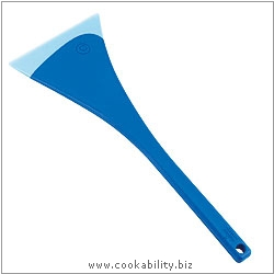 Kinderkitchen Bluebird Spatula. Derived work from original images, © Kuhn Rikon (UK) Ltd, used with permission.