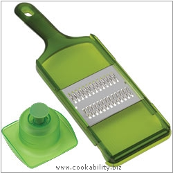Cooks' Tools Quick Slice Julienne Green. Original product image, © Cookability