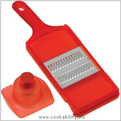 Cooks' Tools Quick Slice Julienne Red. Original product image, © Cookability