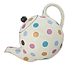 London Pottery Spotty Teapot
