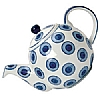 London Pottery Large Circles Teapot