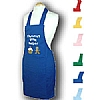 This category contains: Aprons PVC Navy Stripe, Cookability Multicolour Paint Motif Apron, Kinderkitchen White Rabbit Apron,