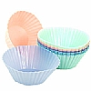 Pastels Silicone Muffin Cases