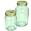 - Home Made Preserving Jars