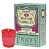 Fresh Air Votive Candles Oriental Spice