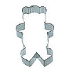 Kitchen Craft Teddy Bear Cookie Cutter