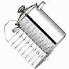 This category contains: Kitchencraft Blanching Basket, Duromatic Accessories Collapsible Steamer Insert, Duromatic Accessories Stackable Steamer,