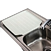 This category contains: Kitchen Craft Draining Board Mat,