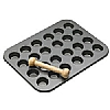 This category contains: Online Muffin Tray, Bakeware Shallow 6 hole Pan, Bakeware 12 Hole Bun Tin,