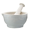 This category contains: Home made Mortar and Pestle,