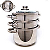 This category contains: Duromatic Accessories Stackable Steamer, Circolo Steamer, Cookability Steamer,
