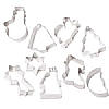Kitchen Craft Christmas Cookie Cutter Set