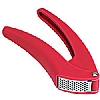 Cooks' Tools Easy Clean Red Garlic Press
