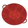 Cooks' Tools Spill Stopper Red