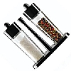 Bistro Salt and Pepper Set Black