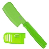 This category contains: Colori 1 Yellow Mini Cleaver Prep Knife, Colori 1 Red Mini Cleaver Prep Knife, Colori 1 Green Mini Cleaver Prep Knife,