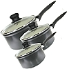 This category contains: Daily Cookware Set 16,18,20cm, Colori Anthracite Cookware Set 16,20,24cm, Colori Green Cookware Set 16,20,24cm,