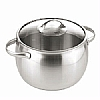 This category contains: Durotherm Chrome Stew Pot, Daily Stockpot, Montreux Pasta Pot - Stockpot,