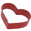 Eddingtons Heart Cutter Red