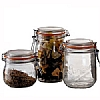This category contains: - Home Made Preserving Jars, Le Parfait Super Preserving Jars, - Home Made Replacement Lids,