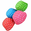 Easybake Polka Dot Muffin Cases
