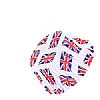 Easybake Union Jack Jubilee Bun Cases