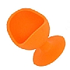 Egg Chair Silicone Orange