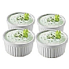 Gourmet Kitchen Collection Ramekin Set