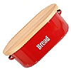Typhoon Bread Bin Red