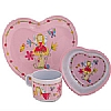 This category contains: Jungle Melamine Set, Rayware Melamine Set Fancy Dress Pink, BPA Free Single Sandwich Container,