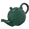 London Pottery Green Teapot