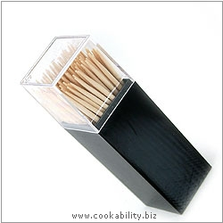 Caroline Cocktail Sticks. Original product image, © Cookability