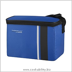 Thermos Thermocafe 6 Can Cooler Bag. Original product image, © Cookability