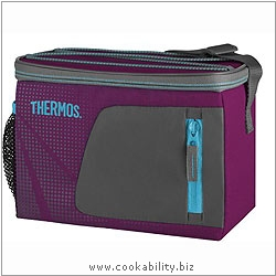 Thermos Thermos 6 Can Cooler Bag. Original product image, © Cookability