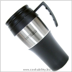 Thermos Travel Mug. Original product image, © Cookability