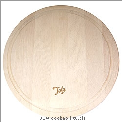 Tala Solid Beech Chopping Board. Original product image, © Cookability