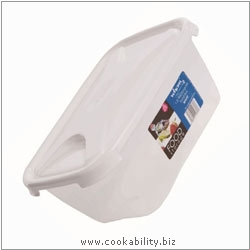 Cookability Rectangular Container. Original product image, © Cookability