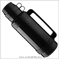 Thermos Everyday Vacuum Flask. Original product image, © Cookability