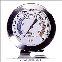 Tala Oven Thermometer. Original product image, © Cookability