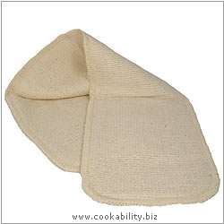 Cookability Oven Gloves. Original product image, © Cookability