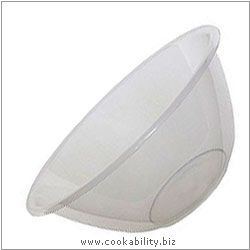 Cookability Mixing Bowl. Original product image, © Cookability
