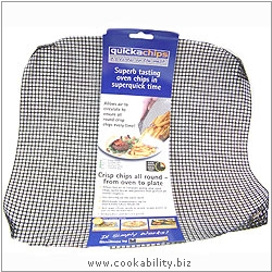 Toastabags Quickachips Mesh. Original product image, © Cookability