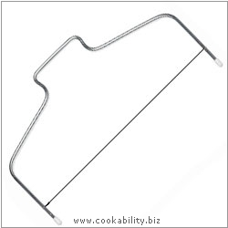 Tala Cake Wire with Frame. Original product image, © Cookability