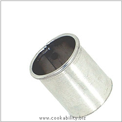 Cookability Round Biscuit Cutter. Original product image, © Cookability