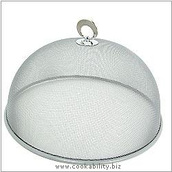 Kitchencraft Food Dome or Food Cover. Original product image, © Cookability